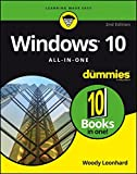 img - for Windows 10 All-In-One For Dummies (For Dummies (Computers)) book / textbook / text book