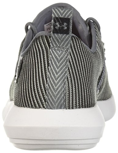 para de All Day Overcast Gray Entrenamiento 101 Zapatillas Armour Gris Charged UA W Under Mujer 4wzgxCz