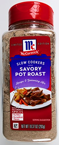 mccormick slow cooker seasoning - 1