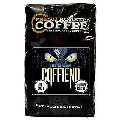 Caffiend Artisan Blend Coffee, Whole Bean, Fresh Roasted Coffee LLC. from Fresh Roasted Coffee LLC.