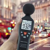 Professional Sound Level Meter with Backlight