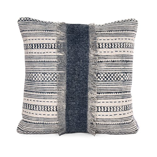 Fab Habitat Decorative Throw Pillow | Includes Pillow Insert | Handmade Large Accent Pillow, 20