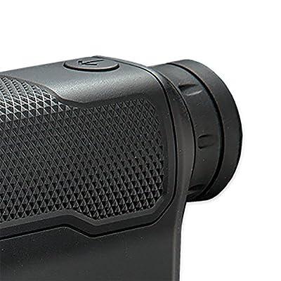 Bushnell 1000 Yard Laser Rangefinder & Wide View Binoculars from Bushnell