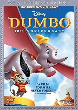 Dumbo 70th Anniversary Edition on DVD/Blu-ray