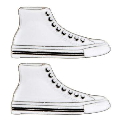 : Charmart Shoes Lapel Pin 2 Piece Set Sports