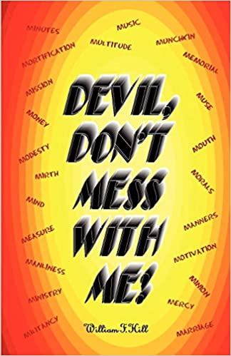 Book Devil, Don't Mess With Me