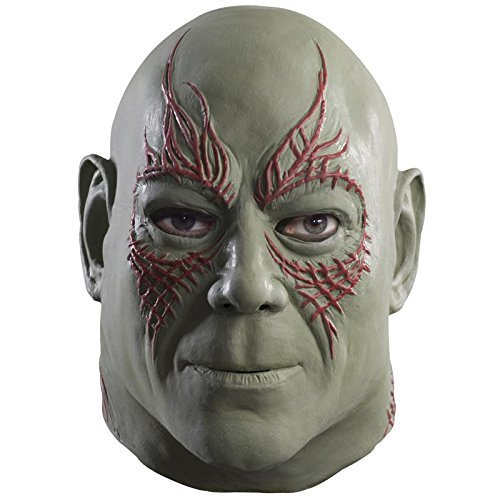 Rubie's Men's Guardians of the Galaxy Drax Costume, GOTG, Overhead (Spiderman Cosplay Costume For Sale)