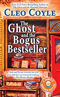 Book Cover: The Ghost and the Bogus Bestseller