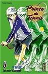 Prince du Tennis, tome 6 : Graine de champion par Konomi