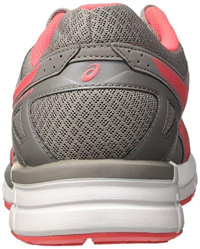 Gel Rose 9 white diva Pink galaxy aluminum Chaussures Tennis De Asics Femme 6pdUnSc6