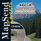 Magellan MapSend Streets (Europe)