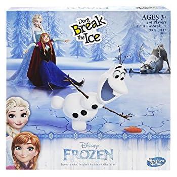 Don't Break the Ice: Disney Frozen Edition Game