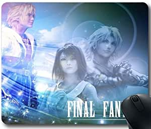 Premium Quality Rubber Mouse Pad Final fantasy-38 Custom Your Own Personalized Mousepad JDFJsdj743617