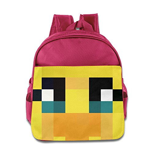 da08b6a75076 MC Kid s Custom Sqaishey Quack Face Wall Decal School Backpack ...