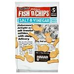 Burton's Fish & Chips 25g Multi pack 5