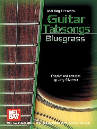 Download Mel Bay Guitar Tabsongs: Bluegrass pdf