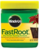 Miracle-Gro Fast Root Dry Powder Rooting Hormone Jar, 1-1/4-Ounce