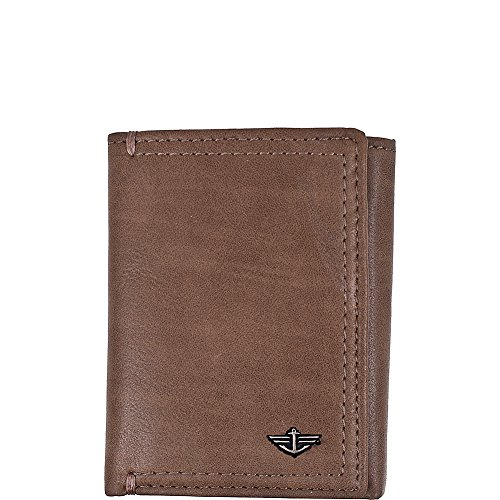 dockers-wallets-trifold-wallet-with-ornament-taupe