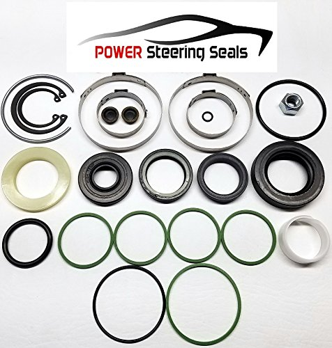 Power Steering Seals-Chevrolet Trailblazer Rack And Pinion Seal Kit