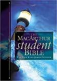 The MacArthur Student Bible, John F. MacArthur, 0849942799