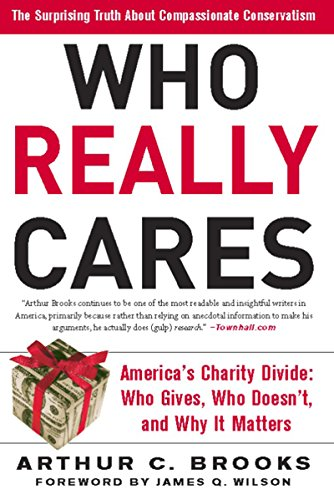 Who really cares the surprising truth about compassionate who really cares the surprising truth about compassionate conservatism americas charity divide fandeluxe Choice Image
