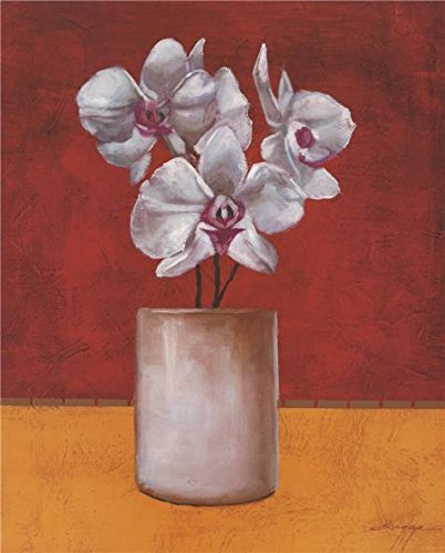 Purchase low price Oil Painting 'White Flowers' Printing Perfect Effect Canvas , 20x25 Inch / 51x63 ,the Best