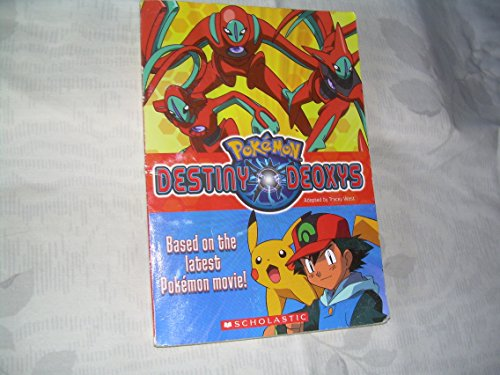 Pokemon: Destiny Deoxys