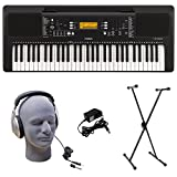 Best Yamaha Keyboards - Yamaha PSR-E363 PKS 61-Key Premium Keyboard Pack Review