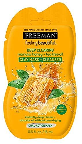 Freeman Facial Manuka Honey + Tea Tree Clay Mask