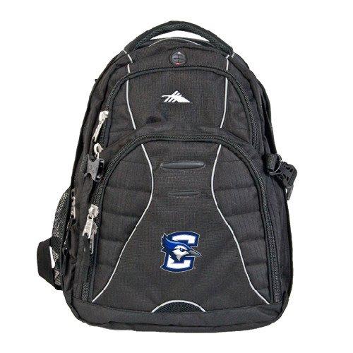 - Creighton High Sierra Swerve Compu Backpack 'Blue Jay w/ C - Offical Logo'