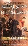 Obliteration, Robert L. Asprin and Eric del Carlo, 0441013473