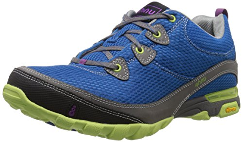 Ahnu Women's Sugarpine Air Mesh Hiking Shoe, Tahoe, 5 M US