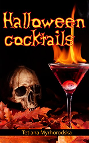 Halloween cocktails: 50 of the best Halloween Cocktails: Jack-o'-Lantern Halloween Cocktail, Alcoholic and Non (Drinks For A Halloween Party Non Alcoholic)
