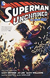 'Superman Unchained: Deluxe Edition (The New 52)' from the web at 'https://images-na.ssl-images-amazon.com/images/I/51WXW5byxRL._UY250_.jpg'