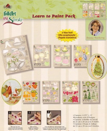 one stroke painting supplies - 8