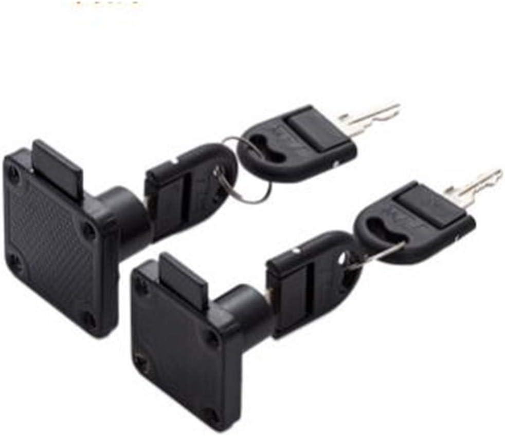 YSINFOD Letterbox Lock Furniture Locks Cylinder Lock Schrankt/ürschloss Cam Sicherheitsschloss Mailbox Schublade Schrankschloss M/öbelschloss mit Schl/üssel