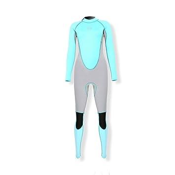 Nataly Osmann Wetsuit Women s 3mm Diving Suit Neoprene Suit Long Sleeve   Amazon.co.uk  Sports   Outdoors ef4a277e2