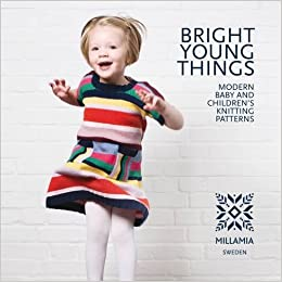 20b0f84ad7119 Bright Young Things  Modern Baby and Children s Knitting Patterns Paperback