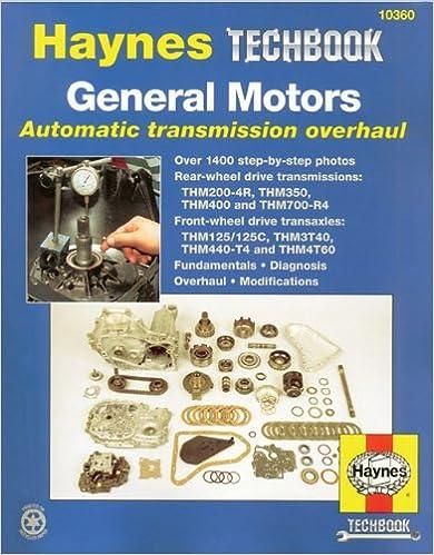 Gm automatic transmission overhaul haynes repair manuals haynes gm automatic transmission overhaul haynes repair manuals 2nd edition fandeluxe Choice Image