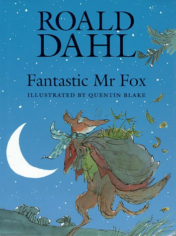 Fantastic Mr Fox Colour Edn Amazon Co Uk Dahl Roald Blake Quentin 9780670880256 Books