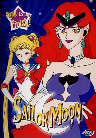 Sailor Moon - Fight to the Finish (TV Show, Vol. 7) by Section 23