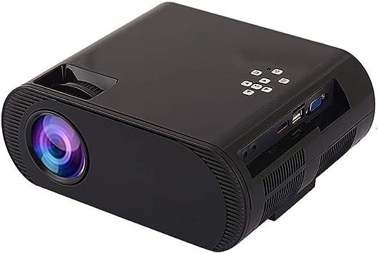 Dean Proyector Mini Pico, HD portátil de Entretenimiento para el ...