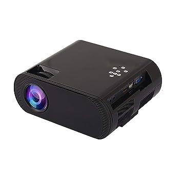 Dean Proyector Mini Pico, HD portátil de Entretenimiento ...