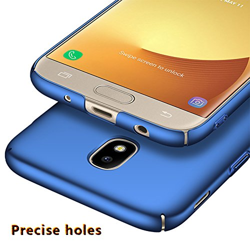 Protection Etui Galaxy avec 2017 Or Anti Cover PC Choc J7 Aostar pour Housse Samsung Galaxy Scratch J7 et Solide 2017 de Coque Coque Ultra Mince Anti Bumper WqWOv4gF6