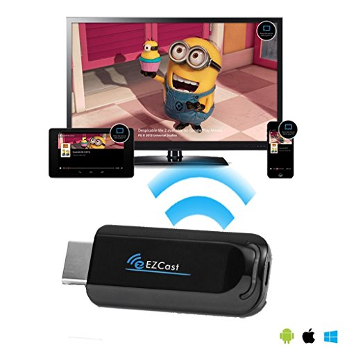 LG LGV498 Tablet EZCast PLUS Mirror2TV Adapter for Miracast/