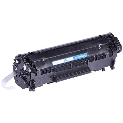 Tóners De Impresora,Compatible con Canon CRG104 CRG304 ...