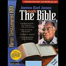 James Earl Jones Reads The Bible: The New Testament, King James Version