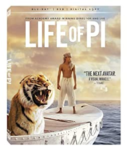 Cover Image for 'Life of Pi'