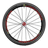 Mavic 2017 Crossmax Elite Cross Country Mountain Bicycle Wheel Tire System - Rear (Red - Rear Boost XD - 29 x 2.25)