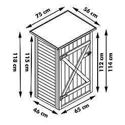 HABAU 3103 - Caseta de Exterior 4